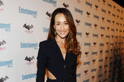 Actress Maggie Q arrives at Entertainment Weekly's 5th Annual Comic-Con Celebration sponsored by Batman: Arkham City held at Float, Hard Rock Hotel San Diego on July 23, 2011 in San Diego, California.
