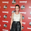Elizabeth Henstridge at the 'Entertainment Weekly' & ABC-TV Upfronts Party