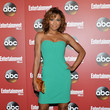 Toks Olagundoye at the 'Entertainment Weekly' & ABC-TV Upfronts Party