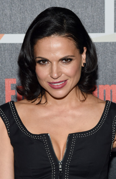More Pics of Lana Parrilla Curled Out Bob (1 of 9) - Lana Parrilla Lookbook - StyleBistro [hair,face,hairstyle,eyebrow,black hair,shoulder,beauty,chin,lip,forehead,lana parrilla,annual comic-con celebration - arrivals,float,san diego,california,hard rock hotel,entertainment weekly,celebration,comic-con]