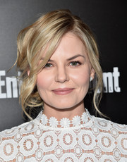 Jennifer Morrison sported a disheveled-chic updo at the Entertainment Weekly celebration honoring the SAG nominees.