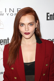 Madeline Brewer attended Entertainment Weekly's SAG Awards nominees celebration wearing a simple yet stylish straight 'do.