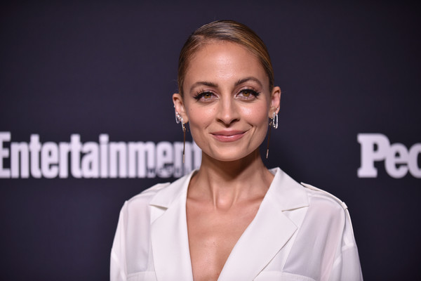 More Pics of Nicole Richie Classic Bun (1 of 4) - Nicole Richie Lookbook - StyleBistro [beauty,skin,cheek,chin,fashion,smile,premiere,white-collar worker,suit,arrivals,nicole richie,second floor,nyc,terra,entertainment weekly,people upfronts party,netflix,party,terra chips]