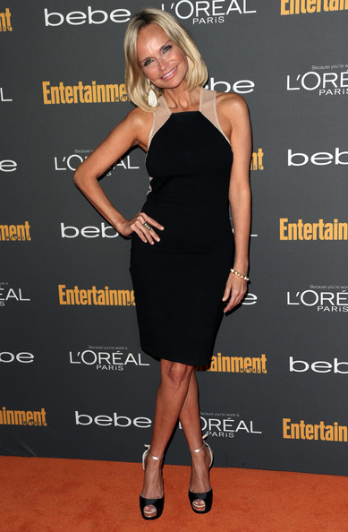 More Pics of Kristin Chenoweth Evening Sandals (1 of 4) - Kristin Chenoweth Lookbook - StyleBistro