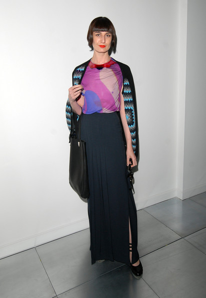 Erin O'Connor Long Skirt