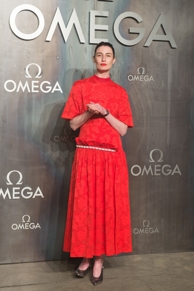 Erin O'Connor Maxi Dress