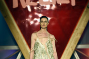 Erin O'Connor Fringed Dress