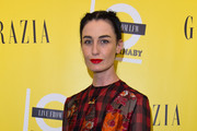 Erin O'Connor Visits the Grazia Pop Up - LFW September 2016