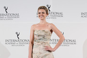 Erin Richards Strapless Dress