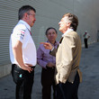 Ross Brawn and Jean Todt