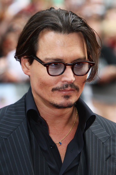 Excellent More Pics Of Johnny Depp Short Straight Cut 22 Of 32 Short Short Hairstyles Gunalazisus