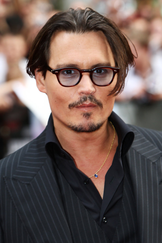 johnny depp hair style more pics of johnny depp cut 28 of 32 3101