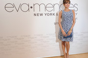 Eva Mendes Launches Her New Collection
