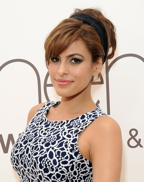 Eva mendes hot hair accessory celebrity headbands for Paola marella instagram