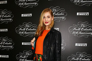 Eva Riccobono Leather Jacket