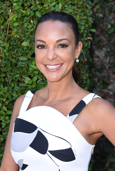 Eva la Rue Ponytail [hair,shoulder,beauty,hairstyle,smile,lip,photography,neck,muscle,model,beverly hills,california,rape foundations annual brunch,the rape foundations annual brunch,eva la rue]
