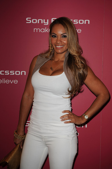 Evelyn Lozada Gold Quartz Watch