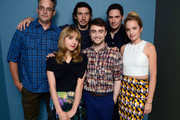 Adam Driver and Zoe Kazan Photo