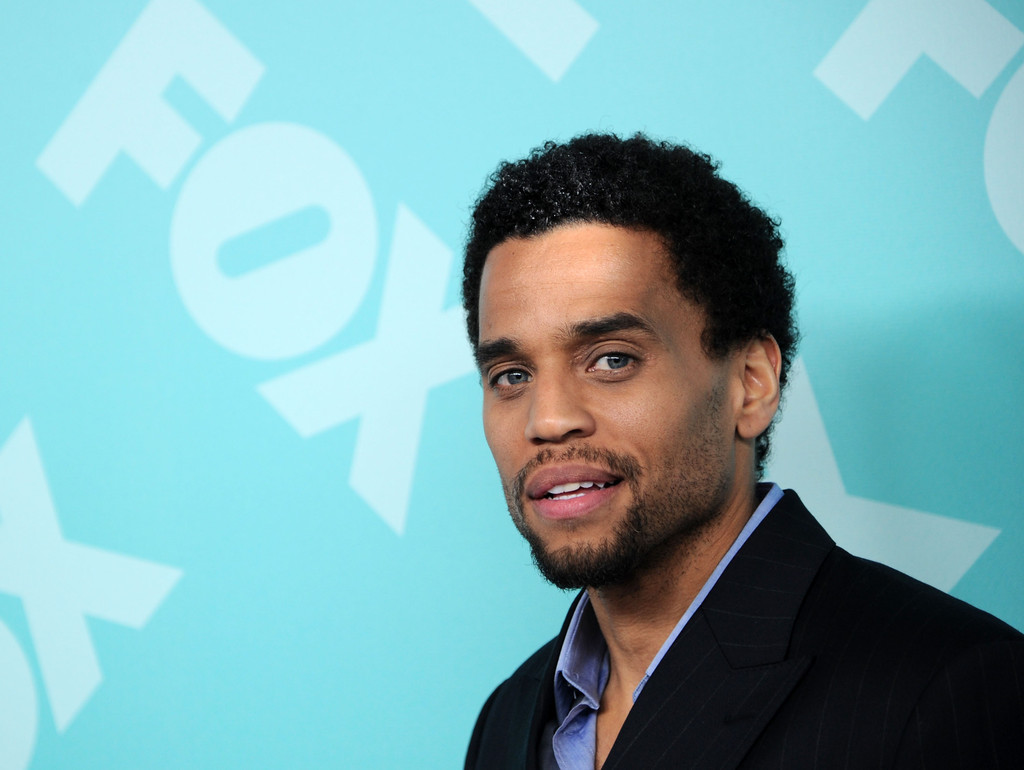 Michael Ealy In A Suit...