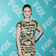 Emily Deschanel at the 2013 FOX Programming Presentation Post-Party