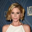 Julie Bowen's Flipped Bob