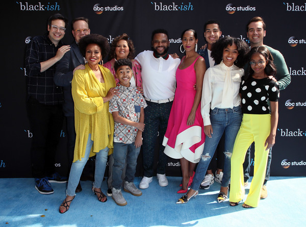 More Pics of Yara Shahidi Ripped Jeans (2 of 8) - Jeans Lookbook - StyleBistro [event,fashion,youth,yellow,premiere,fashion design,performance,fun,jeans,leisure,arrivals,actors,peter mackenzie,nelson franklin,blackish,l-r,fyc,abc,event,event]