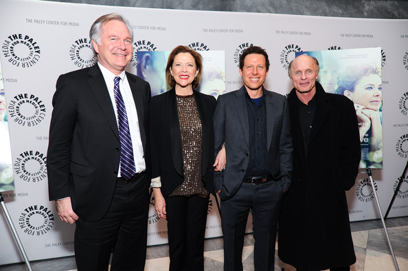 More Pics of Annette Bening Bob (1 of 10) - Annette Bening Lookbook - StyleBistro [the face of love,event,premiere,white-collar worker,award,tourism,arie posin,ed harris,annette bening,guest,l-r,new york city,the paley center for media,new york premiere,premiere]