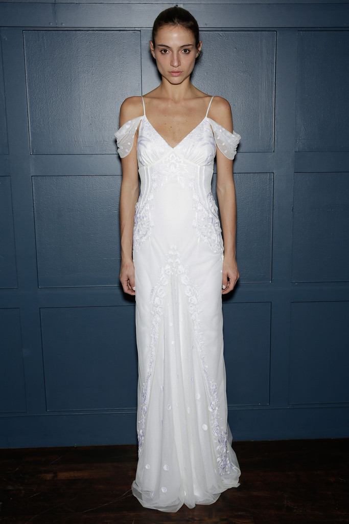Famous Wedding Dress S London : Temperley london fall the best wedding dresses