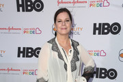 Marcia Gay Harden Loose Blouse