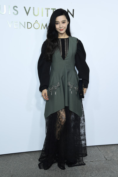 Fan Bingbing Maxi Dress