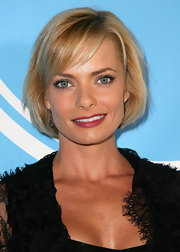 Jaime paired her blonde bob while hitting the Pre-ESPY party.