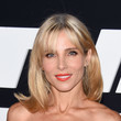 Elsa Pataky's Flip And Bangs