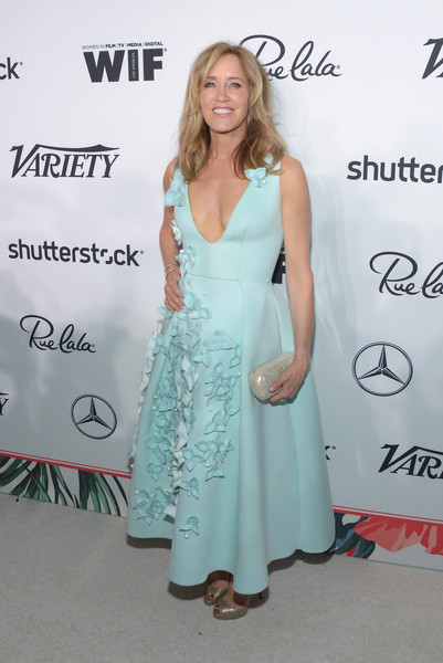 Felicity Huffman Evening Dress []