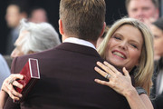 Michelle Pfeiffer and Chris Pine Photo