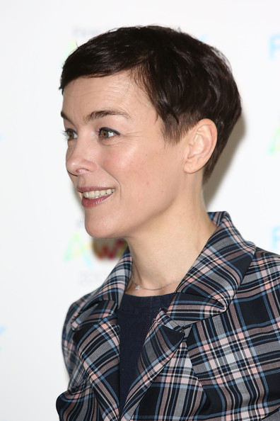 More Pics of Olivia Williams Blazer (1 of 6) - Olivia Williams Lookbook - StyleBistro