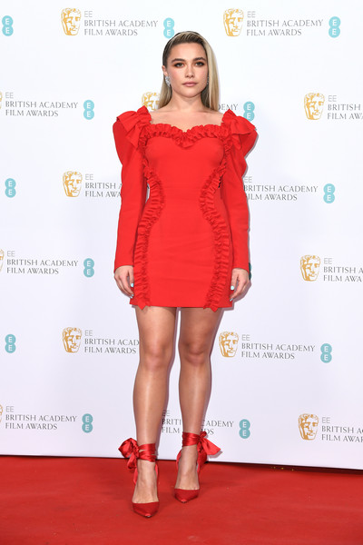 Florence Pugh Cocktail Dress