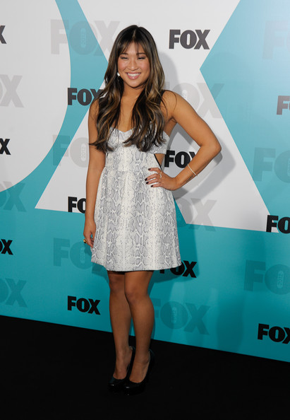More Pics of Jenna Ushkowitz Cutout Dress (1 of 4) - Cutout Dress Lookbook - StyleBistro