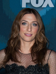 Chelsea Peretti was boho styled at the Fox All-Star party.