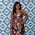 Mindy Kaling Lookbook: Mindy Kaling wearing Evening Sandals (3 of 6). Mindy Kaling paired her lovely dress with silver evening sandals for a bit of shimmer.