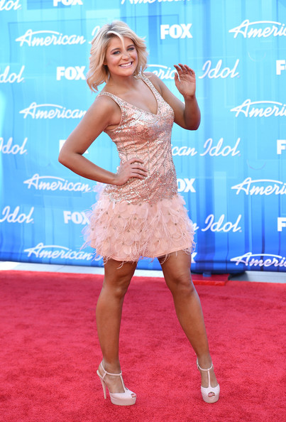 More Pics of Lauren Alaina Peep Toe Pumps (2 of 11) - Lauren Alaina Lookbook - StyleBistro