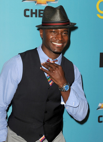 More Pics of Taye Diggs Sterling Quartz Watch (1 of 7) - Sterling Quartz Watch Lookbook - StyleBistro