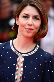 Sofia Coppola rocked a stylish bob at the Cannes Film Festival premiere of 'Foxcatcher.'