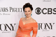 Fran Drescher Mermaid Gown