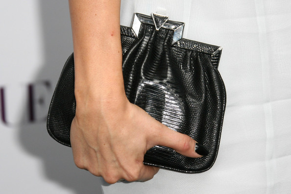 Francesca Eastwood Frame Clutch