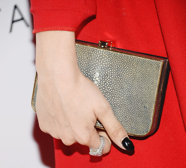 Francesca Eastwood Hard Case Clutch