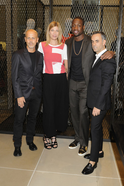 Calvin Klein Collection Celebrates Fashion's Night Out 2012