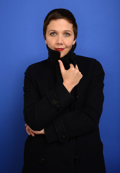 More Pics of Maggie Gyllenhaal Pixie (1 of 21) - Short Hairstyles Lookbook - StyleBistro []