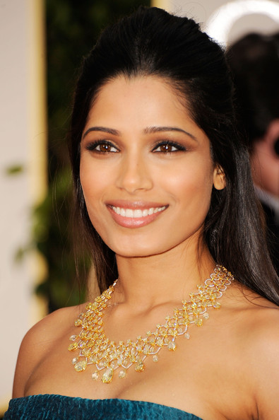 Freida Pinto Beauty