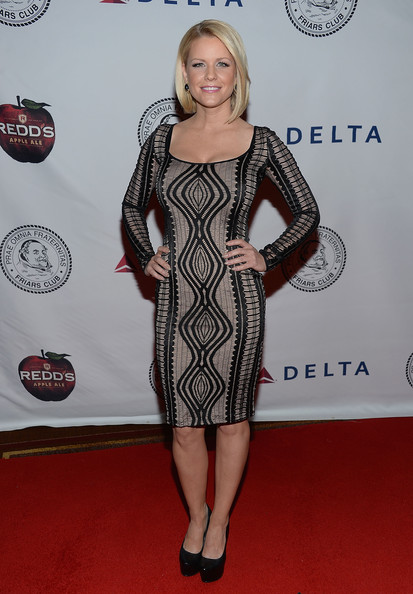 More Pics of Carrie Keagan Print Dress (1 of 4) - Carrie Keagan Lookbook - StyleBistro