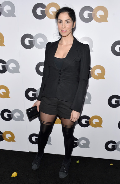 Sarah Silverman - Best & Worst Dressed - GQ's Men of the ...